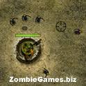 Anti Zombie Defense Icon