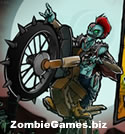 Atomic Zombie Motocross Icon