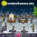 Christmas Zombie Icon