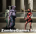 City of Zombies and Ninjas 3D Icon