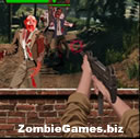 Forest Officer Zombies Shooting icon