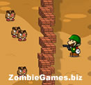 Mario vs Zombie Defense Icon