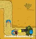 Mexican Zombie Defense Icon
