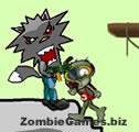 Wolf vs Zombies Icon