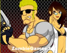 Zombie Cage Icon