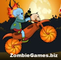 Zombie Bike Adventure Icon