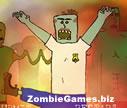 Zombie Cop Icon