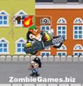 Zombies Want My Bike Icon